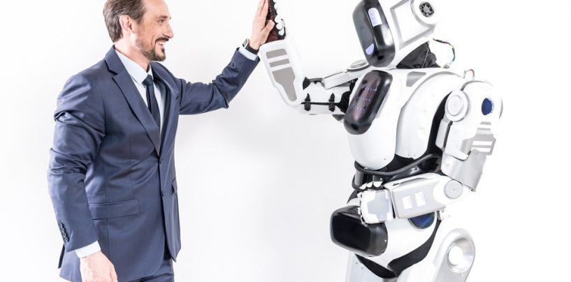 How Vision Technology and AI Can Develop Collaborative Workplace for Robots and Human?
