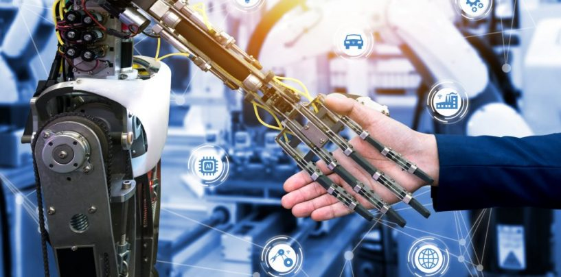 Leveraging the Power of AI Can Drastically Fuel the Manufacturing Industry