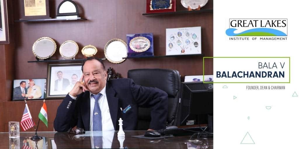 Bala V Balachandran