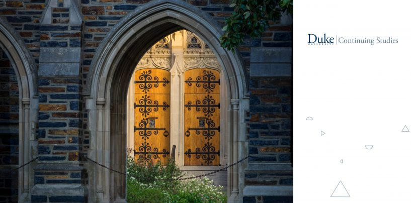 Duke University: Delivering Industry's Leading Online Big Data and Analytics Education