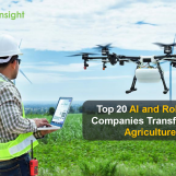 Top 20 AI and Robotics Companies Transforming Agriculture Sector