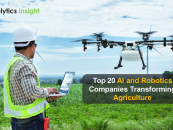 Top 10 AI and Robotics Companies Transforming Agriculture Sector