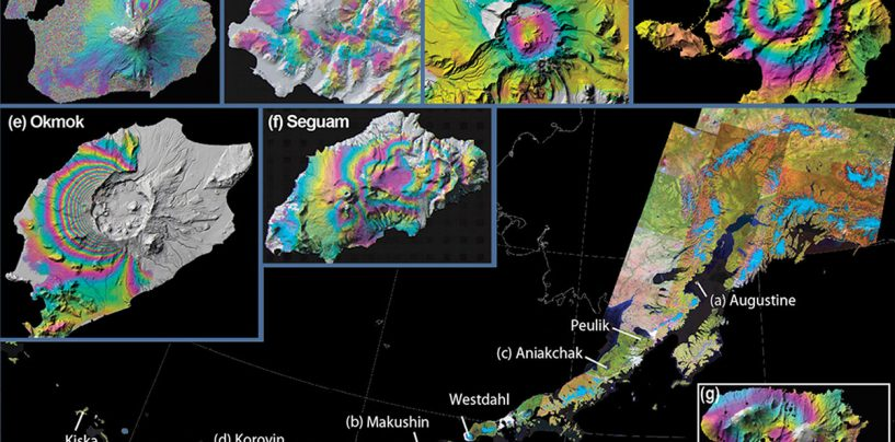 AI and ML Incorporated with MOUNTS Positioned to Monitor Volcanoes and Analyse Satellite Data