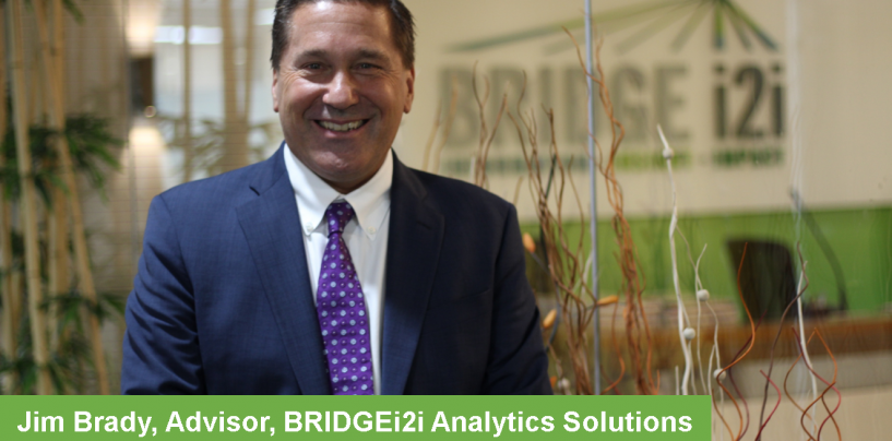 Exclusive Interview with Jim Brady, Advisor, BRIDGEi2i Analytics Solutions