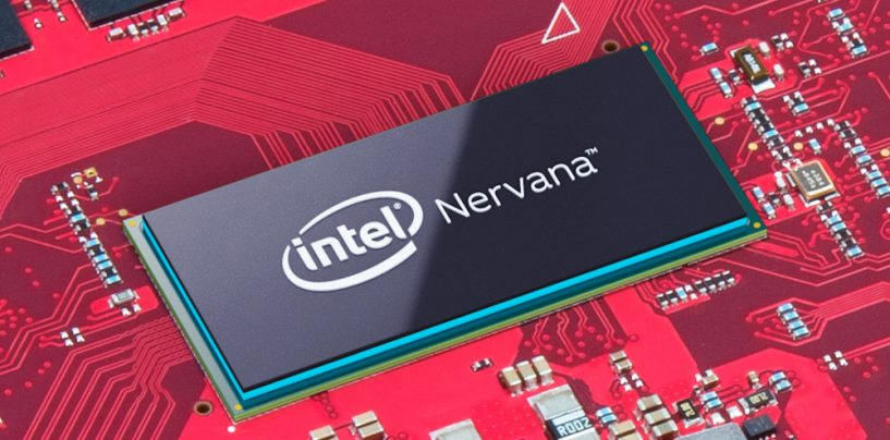 "Intel Brings Its First Artificial Intelligence-Powered Processor ""Nervana"""