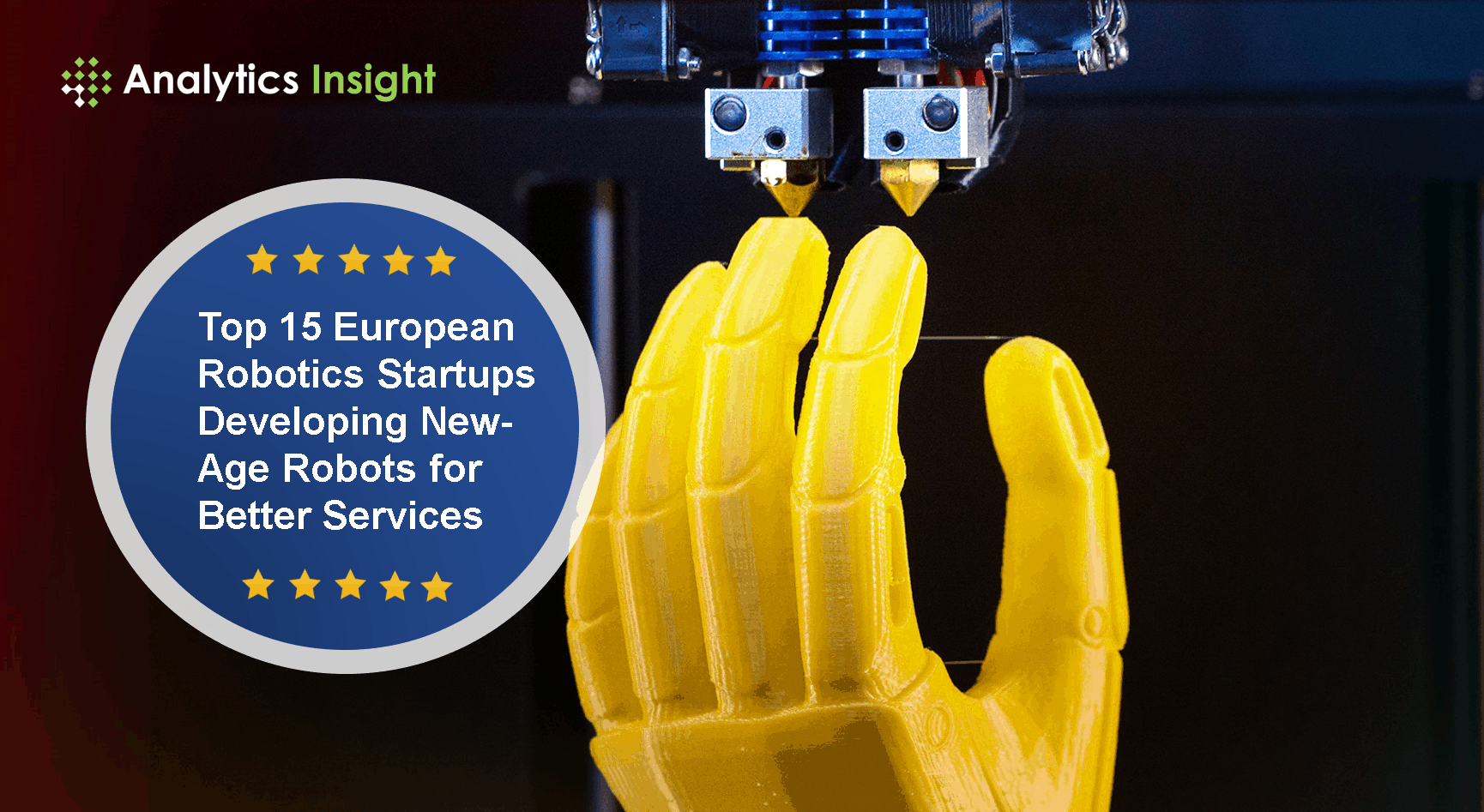 Top 15 European Robotics Startups