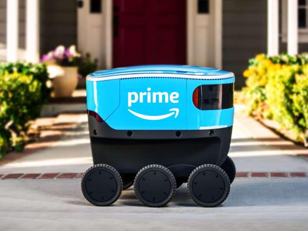 autonomous delivery robots