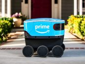 Amazon Begins Its Autonomous Delivery Robots in California