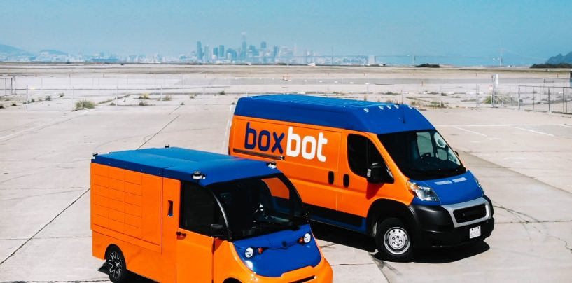 How Boxbot Is Shaping the Future of Automated Delivery?