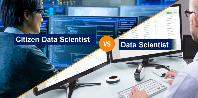 Citizen Data Scientist Vs Data Scientist: Who Caters Better Deal?