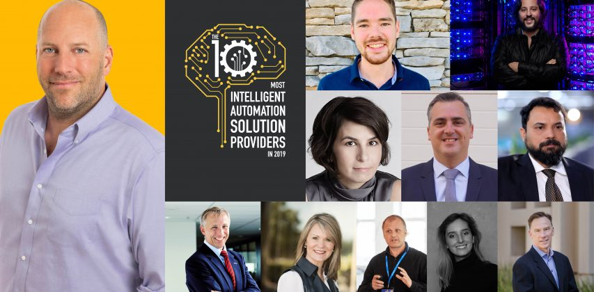 The 10 Most Intelligent Automation Solution Providers in 2019