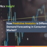 How Predictive Analytics is Different from Demand Forecasting in Consumer-Driven Market?