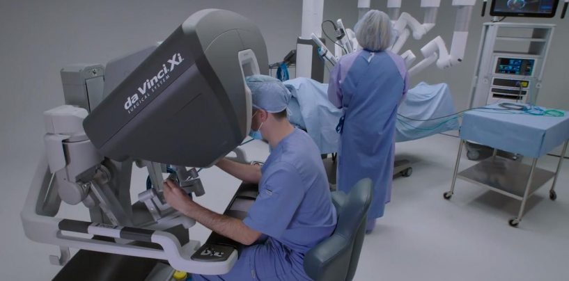 The Rise of Robot-Assisted Surgeries