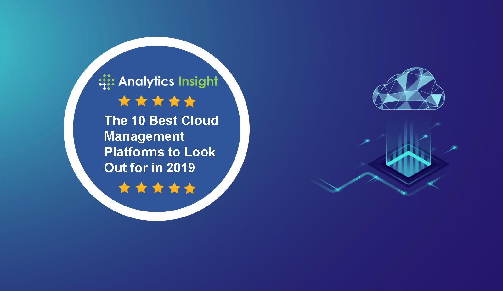 Best Cloud Management Platforms