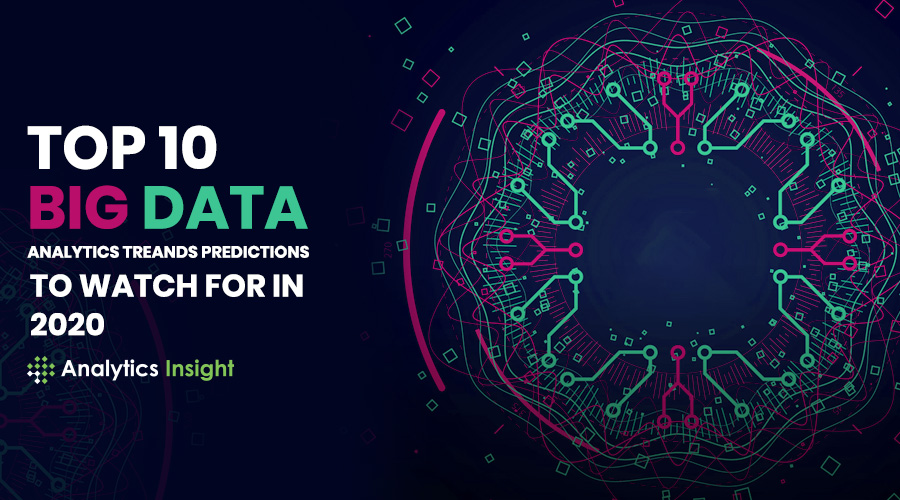 Top 10 Big Data Analytics Trends and Predictions to Watch