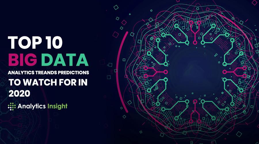 Top 10 Big Data Analytics Trends