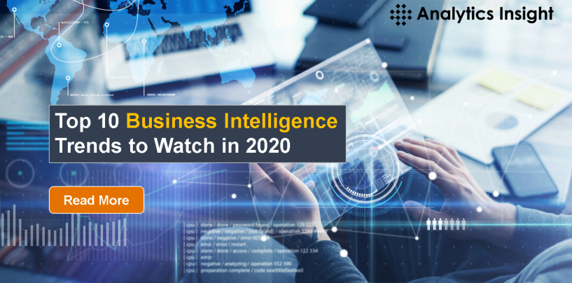 Top 10 Business Intelligence Trends to Watch in 2020