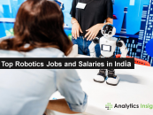 Top Robotics Jobs and Salaries in India