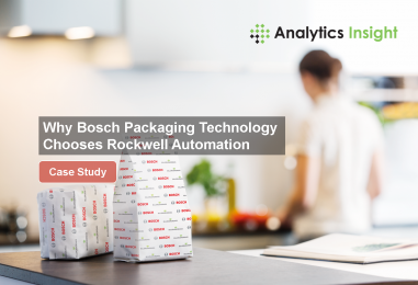 Why Bosch Packaging Technology Chooses Rockwell Automation