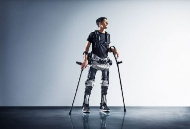 Reconnecting Brain and Spine, AI Can Make Paralysed Patients Move