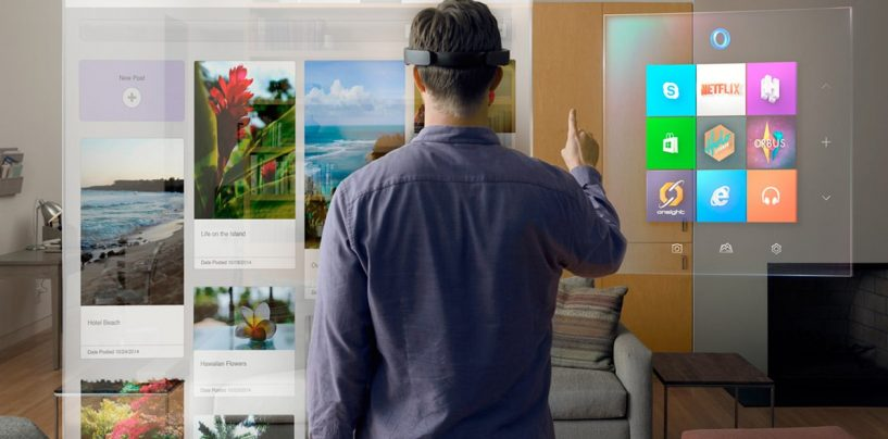 How Augmented and Virtual Reality are Transforming Businesses