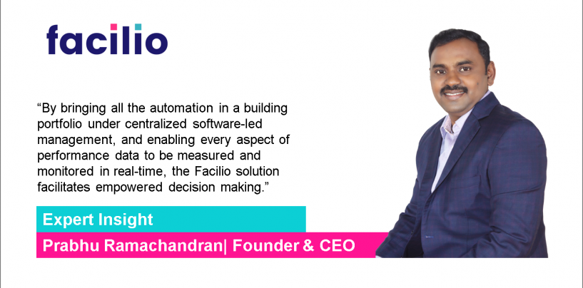 Facilio: Making Buildings Smart and Future-Ready with Technology