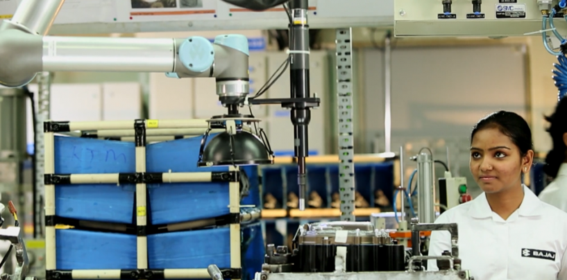 Could Robots Take Place Over India's Employment?