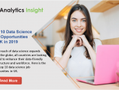 Top 10 Data Science Job Opportunities in UK in 2019