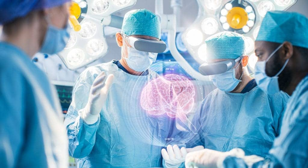 Augmented Surgeries