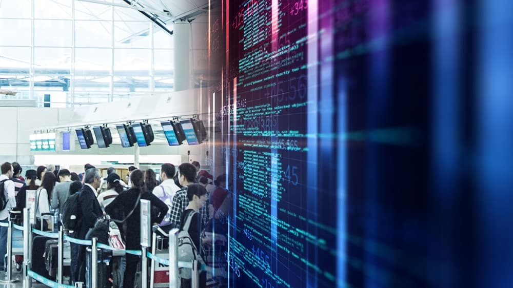 Cybersecurity in Airport