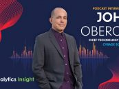 Podcast Interview with John Oberon, Chief Technology Officer, Cybage Software