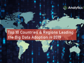 Top 10 Countries & Regions Leading the Big Data Adoption in 2019
