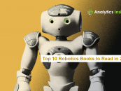 Top 10 Robotics Books to Read in 2019