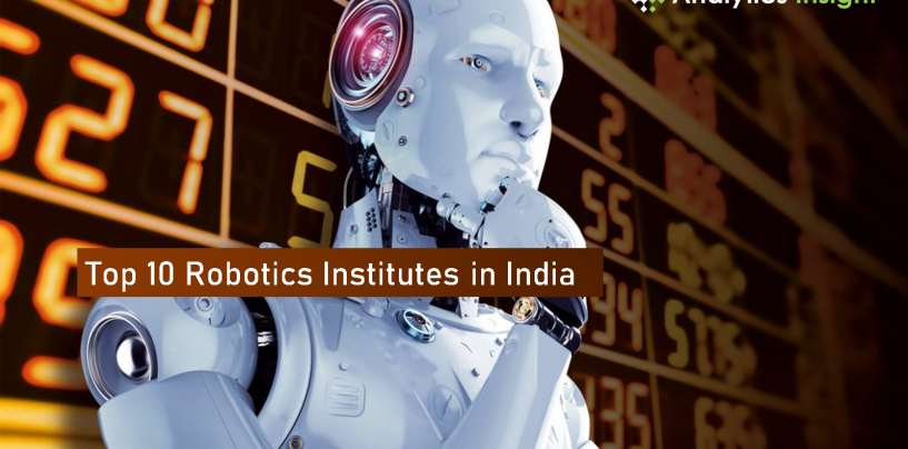 Top 10 Robotics Institutes in India