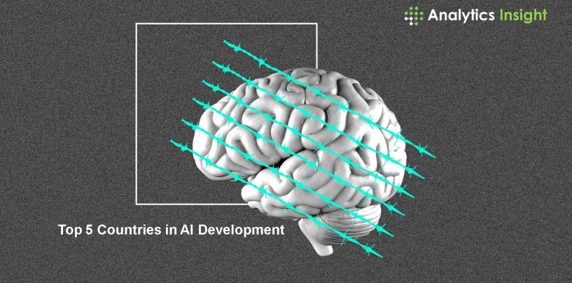 Top 5 Countries in AI Development