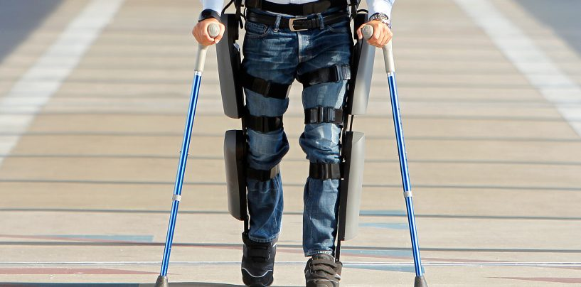 Robotics-Enabled Exoskeletons Can Help Elderly People with Their Mobility Issues