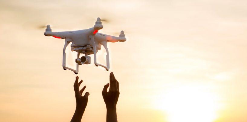 Gartner Predicts Staggering Rise in Worldwide IoT Enterprises Drones Shipments