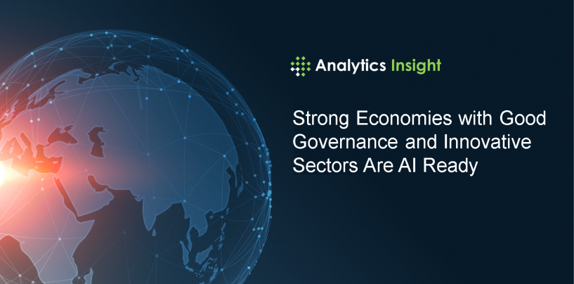 Strong Economies with Good Governance and Innovative Sectors Are AI Ready