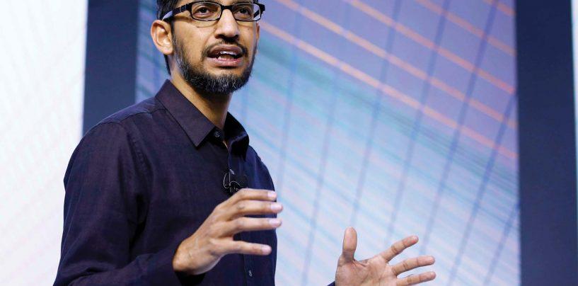 Significant Implications of Google CEO Sundar Pichai Heading Alphabet