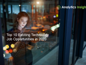 Top 10 Exciting Technology Job Opportunities in 2020
