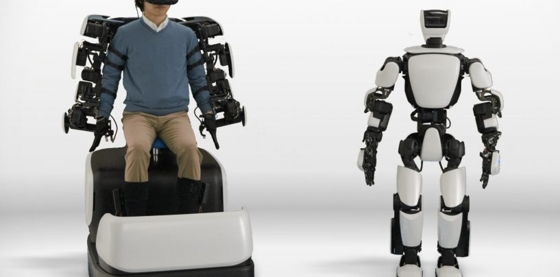 Toyota Unveils Upgraded Version of Its Humanoid Robot in Tokyo