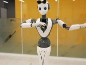 AI-Enabled Humanoid Robots Can Provide Entertainment in Events and Space