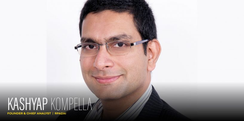 Kashyap Kompella, CFA: Delivering Innovative and Sustainable Business Growth Through Enterprise Automation and AI