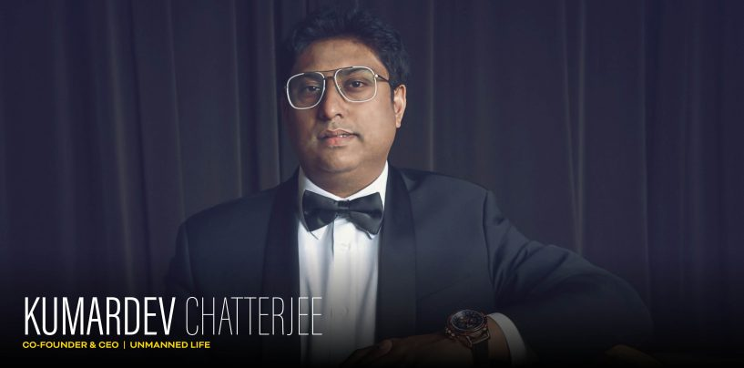 Kumardev Chatterjee: Building the Near-Futuristic Autonomous Economy with 'AI for Autonomy' Services Across Industries