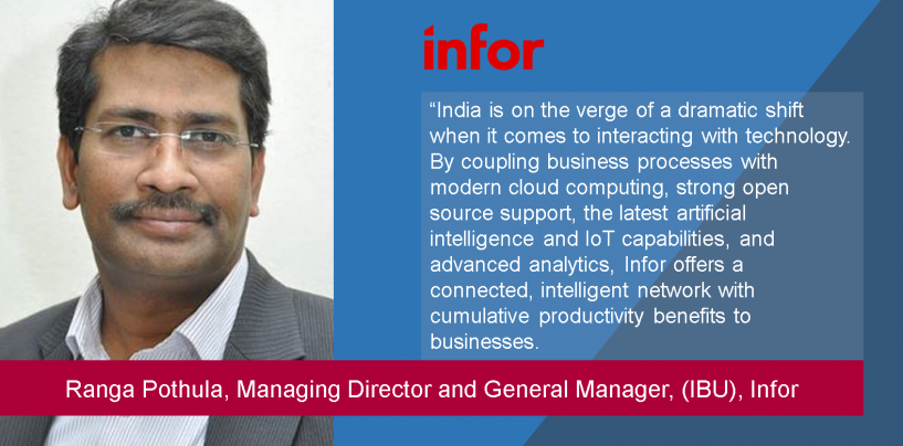 Infor: Delivering Enterprise Cloud Software to Support Businesses in Digital Environment
