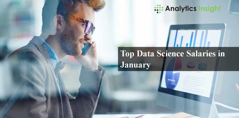 Top Data Science Salaries of January 2020 in India