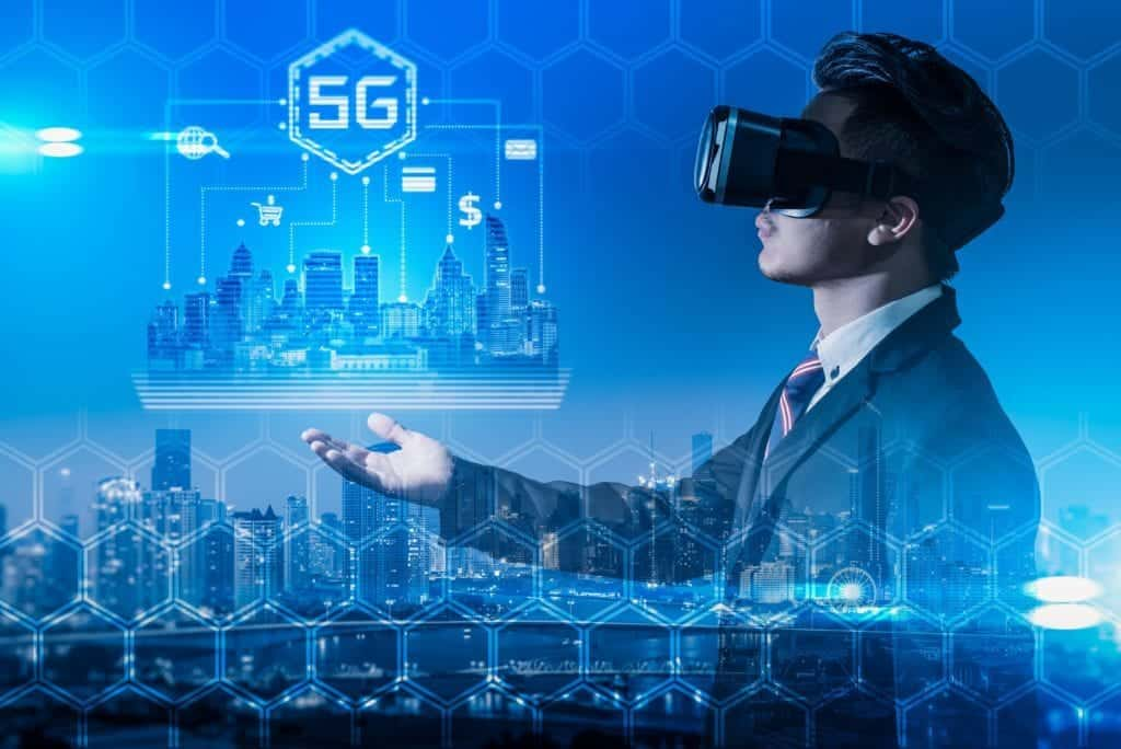 The Integration of 5G with Augmented and Virtual Reality ...