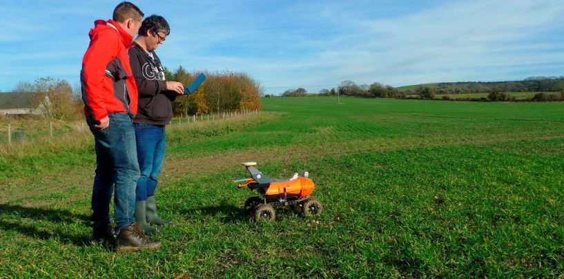 How Robots Are Redefining the Future of Farming?