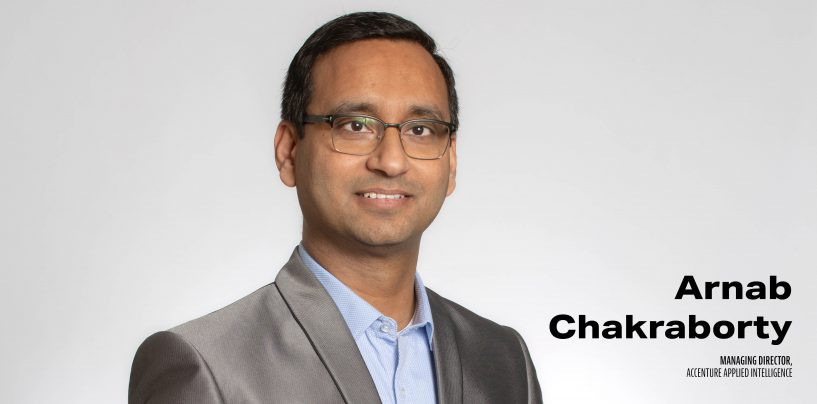 Arnab Chakraborty: Driving Large Scale Analytics-led Transformations Across Businesses and Communities for Greater Impact