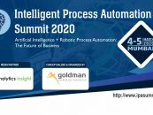 IPA Summit to Focus on Integrating AI & RPA to Foster Business Transformation & Excellence